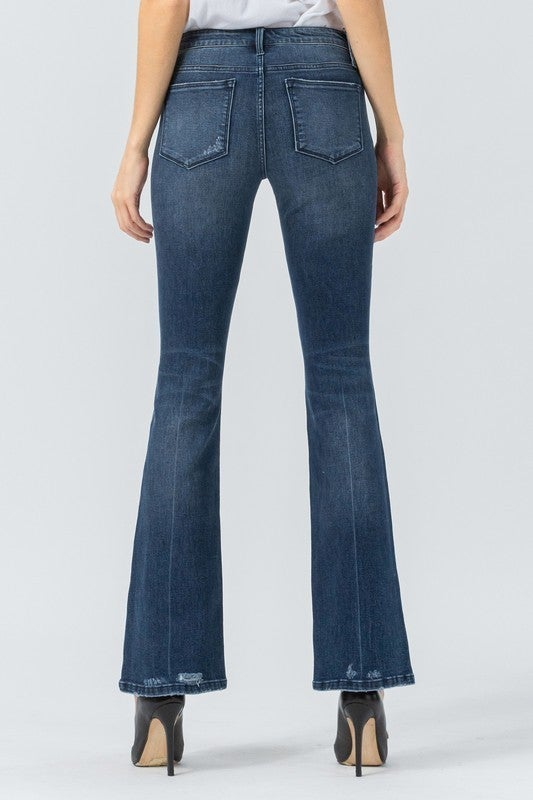 She's Got Flare Denim