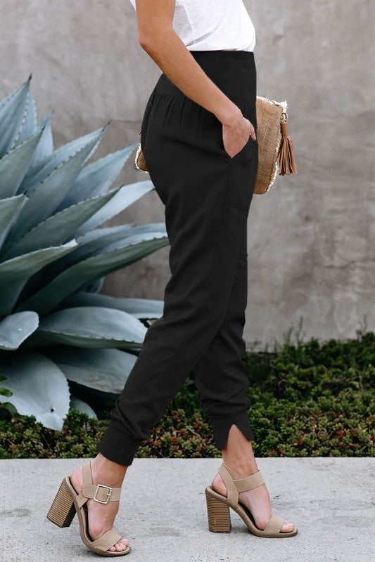 Chic Cotton Joggers
