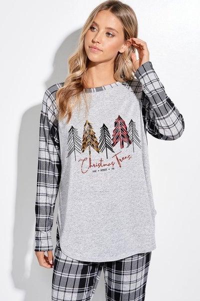 Oh Christmas Tree Loungewear Set