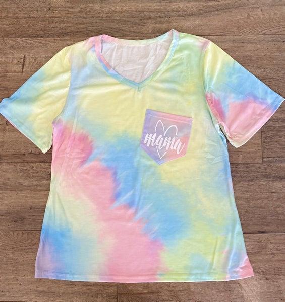 BM Tie Dye Mama *Final Sale*