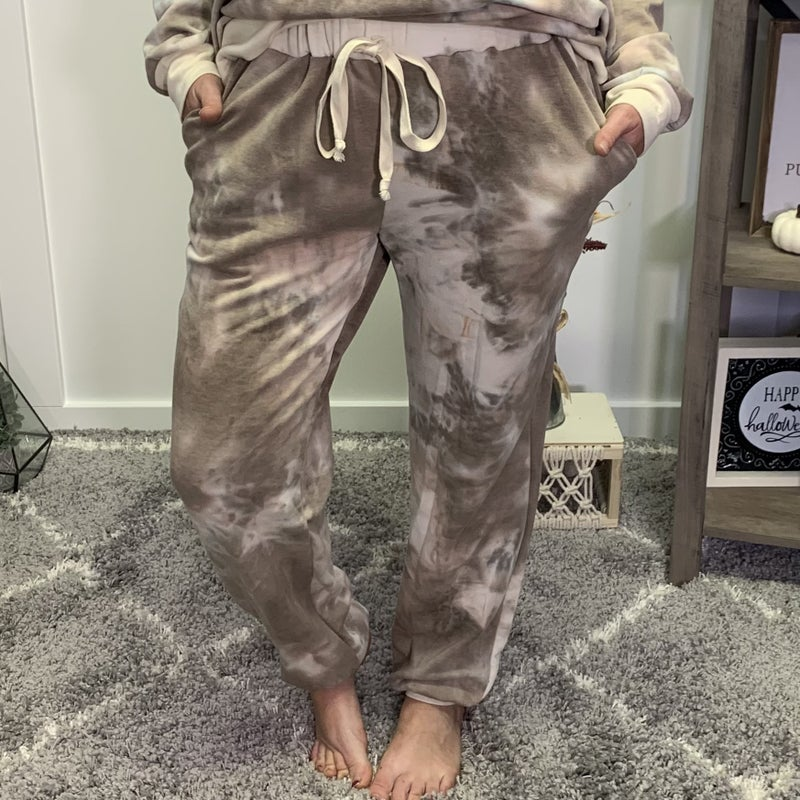 Let's Stay In Honeyme Joggers