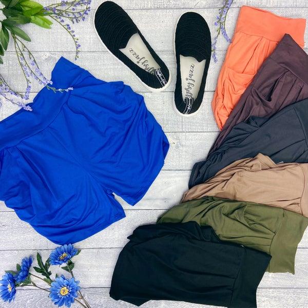Master of Sass Shorts - 7 colors!