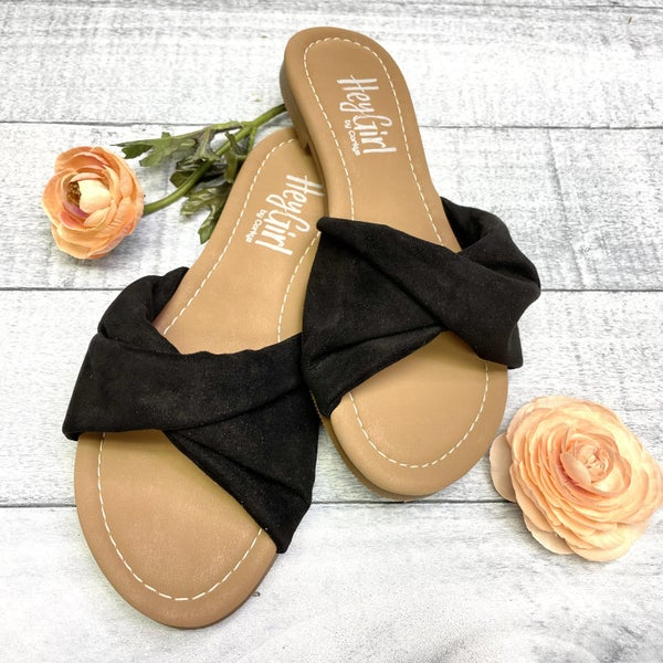 Stay Clever Corky Sandals