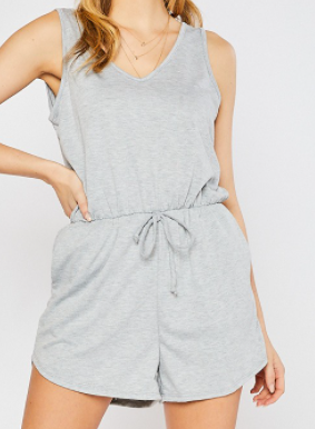 Casual Day Romper