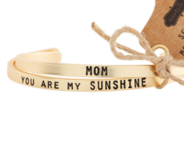 Bracelets for Mom - 3 sayings!