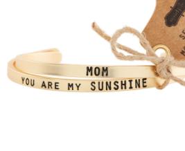Bracelets for Mom - 3 sayings!