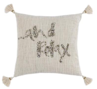 Chic Canvas Pillow