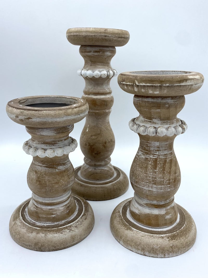 Three Pillar Set (3 Piece Set)