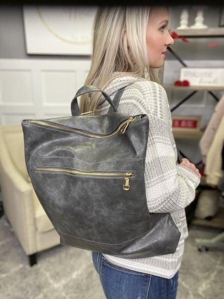 The Ava Convertible Bag
