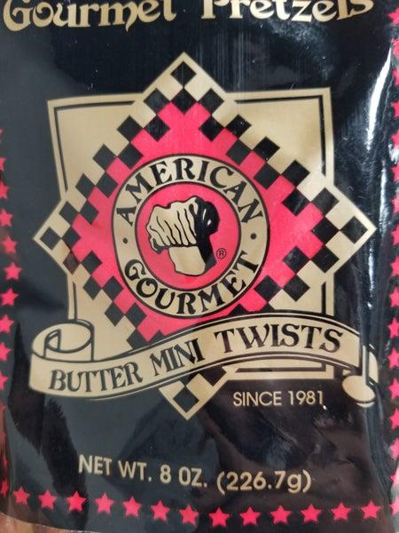 Michigan Gourmet Pretzels - 8 flavors!
