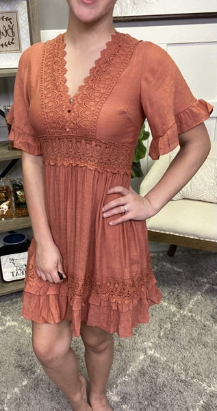 Country Thing Dress