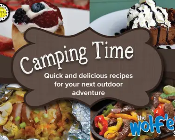 Camping Time Cookbook