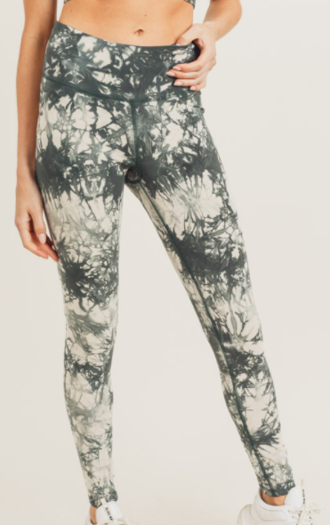 Marble Me Up Leggings