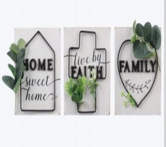 Perfect Home Sign - 3 options!
