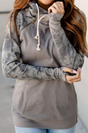Cozy Nights Ampersand Avenue Double Hooded Sweatshirt