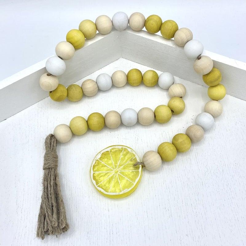 Lemon Love Garland