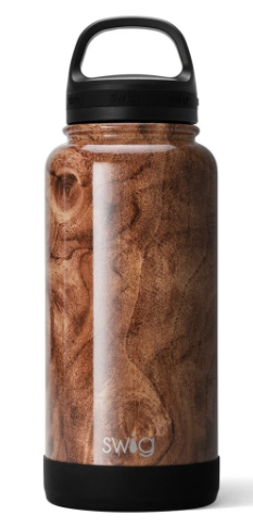 Walnut 30oz Swig  Bottle
