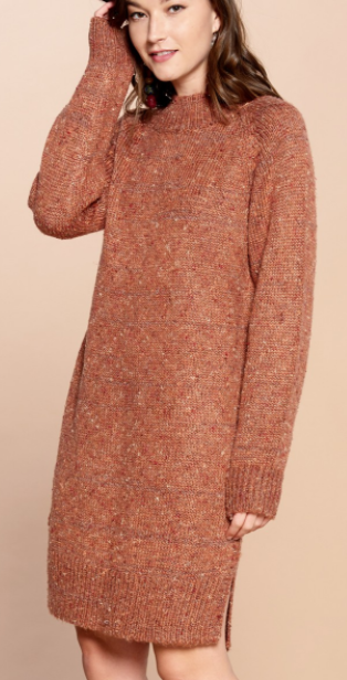 Sweater Dress of Your Dreams