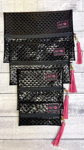 Black Diamond Beauty Makeup Junkie Bags