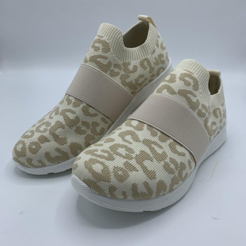 Jungle Fever Slip-on Tennis Shoes