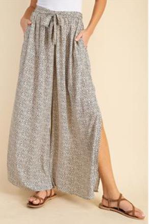 Speckled Envy Pants