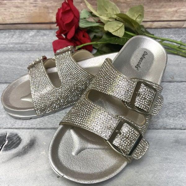 Glam & Glitter  Sandals