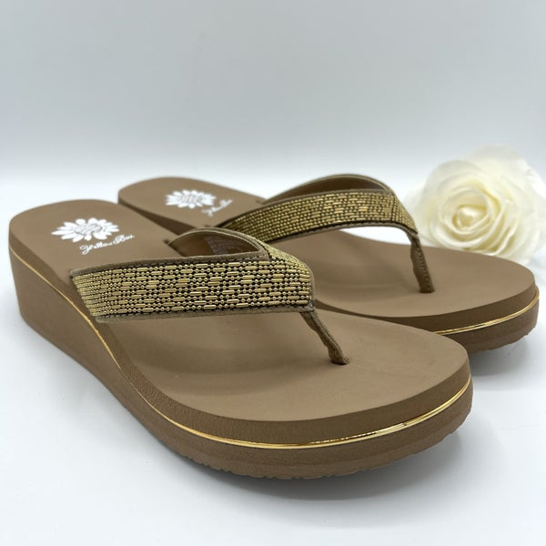 Small Town Girl Yellowbox Sandals