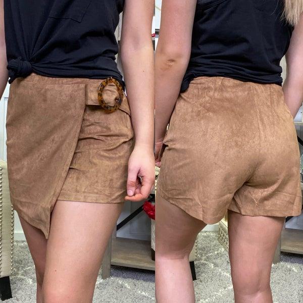 Without Hesitation Shorts