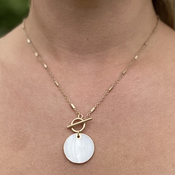 Road Less Traveled Necklace