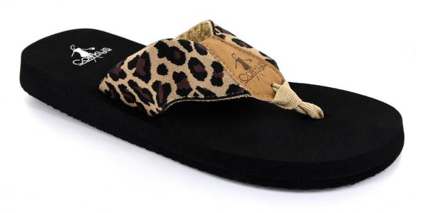 Stay Fierce Sandals