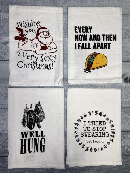 Flour Sack Hang Tight Towel