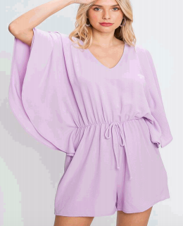 Where We Started Romper - 4 colors!