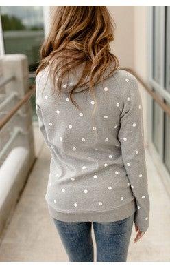 Let It Snow Doublehood Sweatshirt