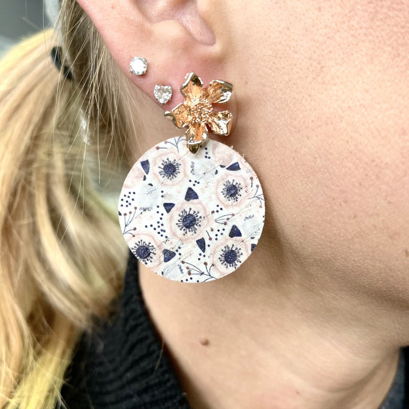 Butterflies Fly Away Earrings