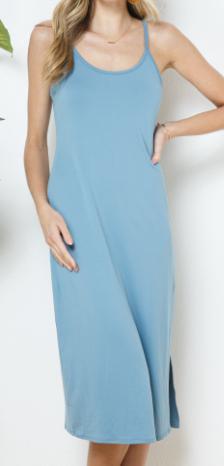 Be Free Dress - 2 colors!