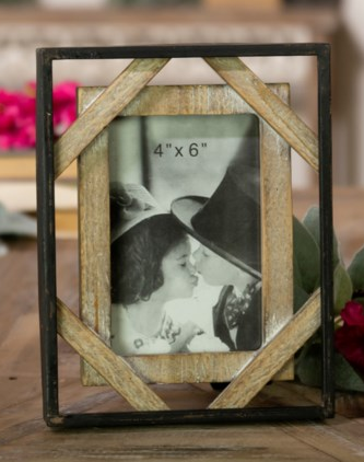 True to Yourself 4X6 Picture Frame