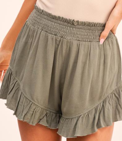 Always Happy Shorts - 2 colors!