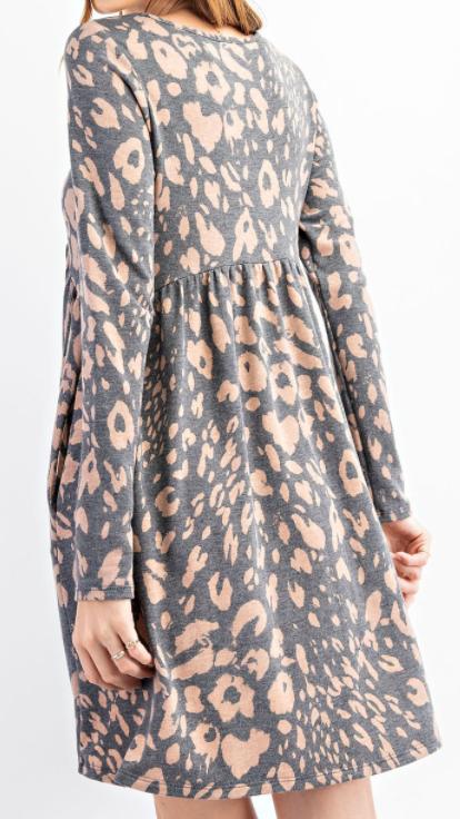 Take Me To France Dress