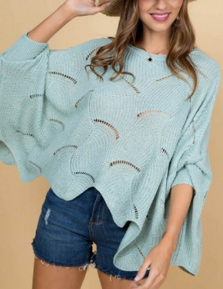 Uptown Girl Sweater - 2 colors!