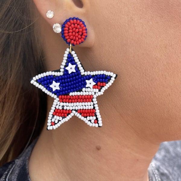 Wear Your Pride Earrings -2 shapes!
