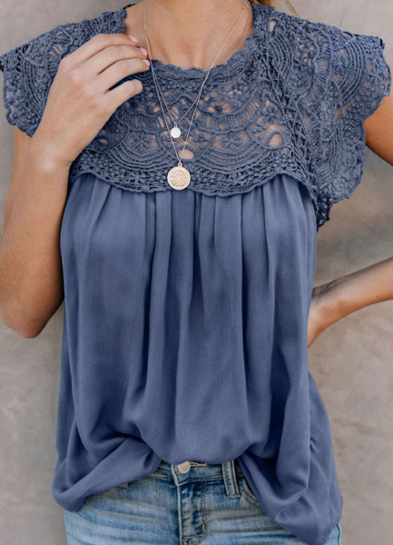 Beauty In The Lace Top