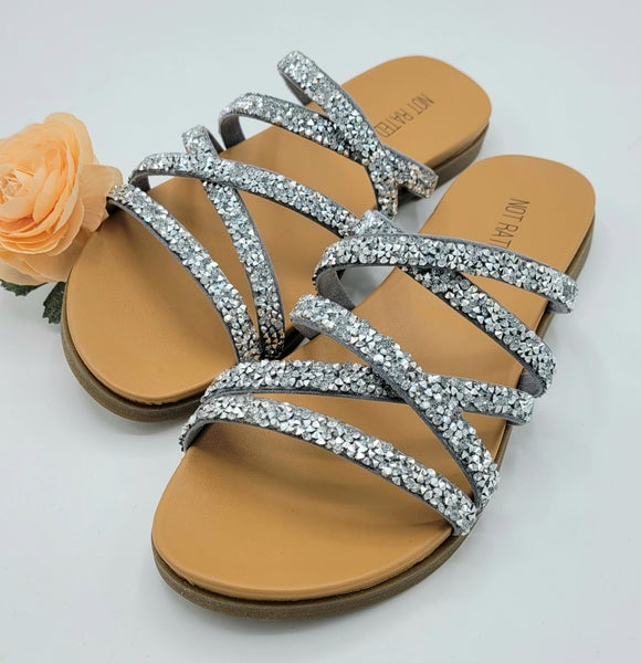 Glisten in the Day Not Rated Sandal