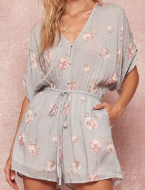Our Love Song Romper