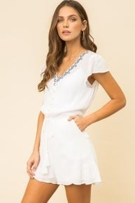 My Attention Romper