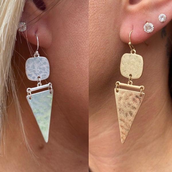 Sun Goddess Earrings - 2 colors!