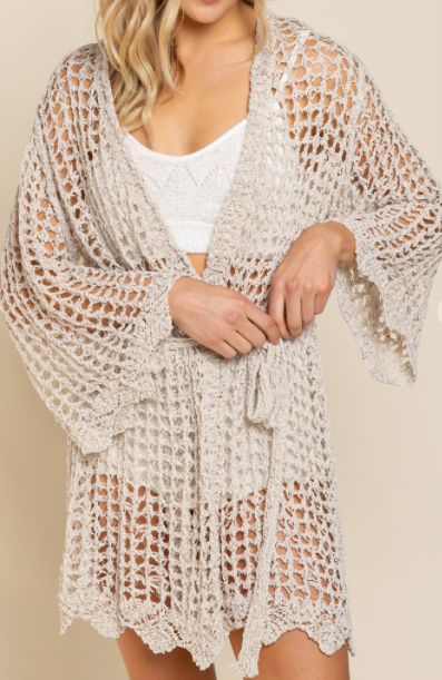 Side to Side POL Cardigan
