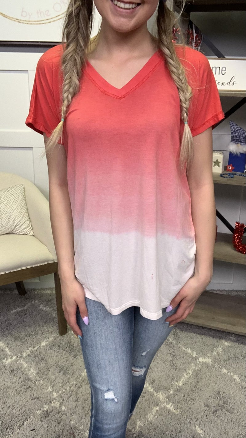 Fade Into Me Top - 3 colors!