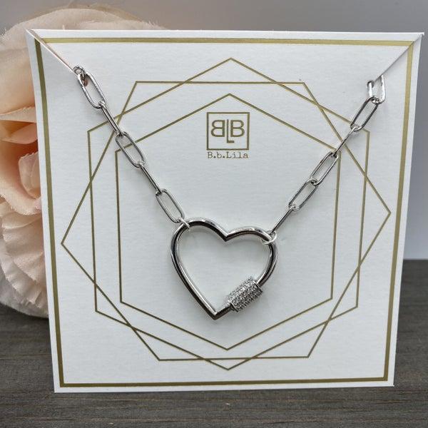 Love Love Love B.B. Lila Necklace - 2 colors!