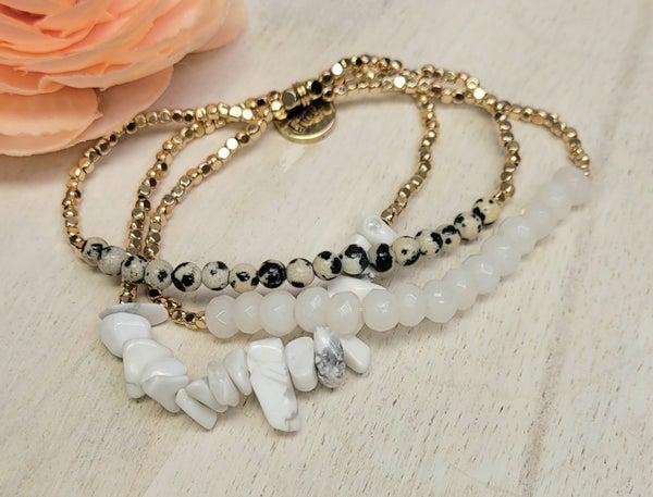 Speckled with Love Erimish Bracelet