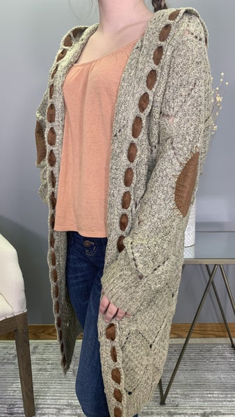 Patches POL Cardigan